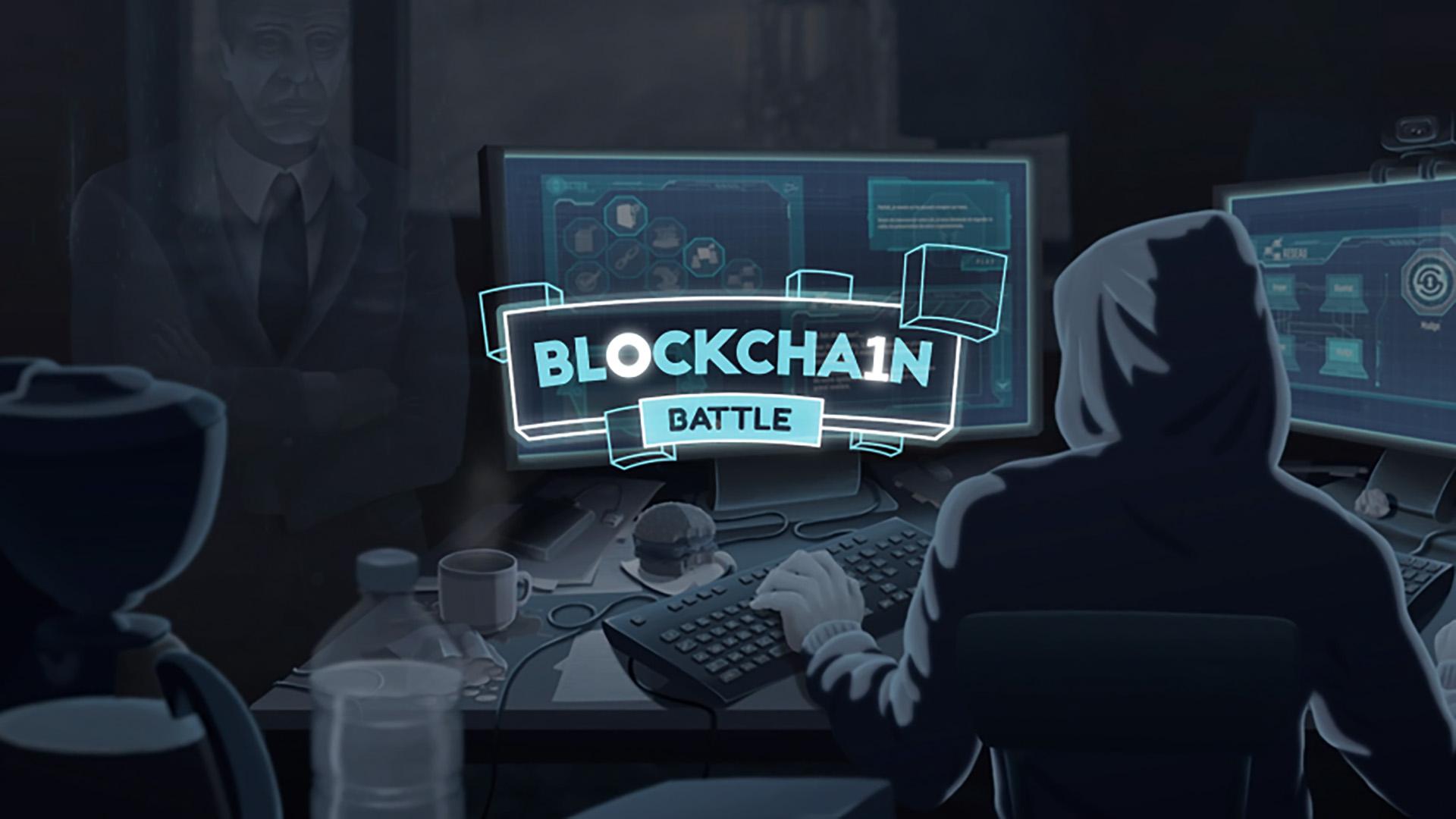 Blockchain Battle