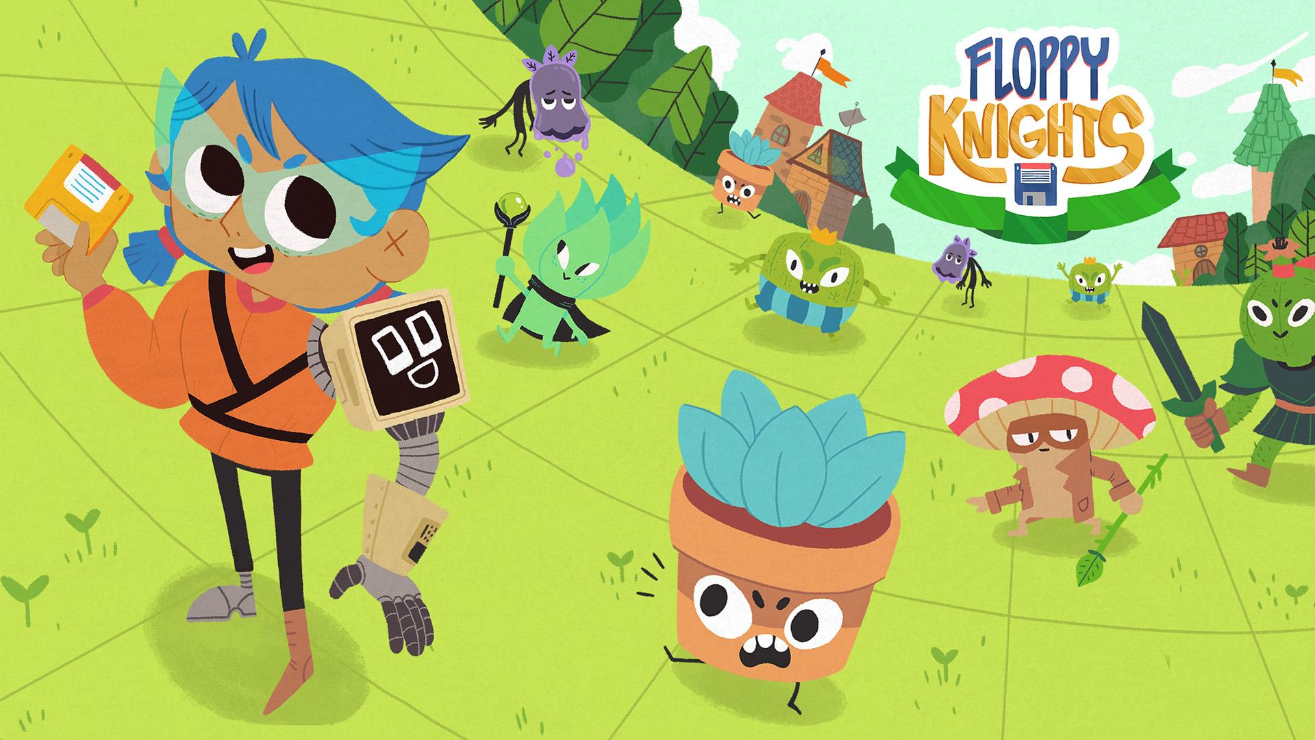 Floppy Knights