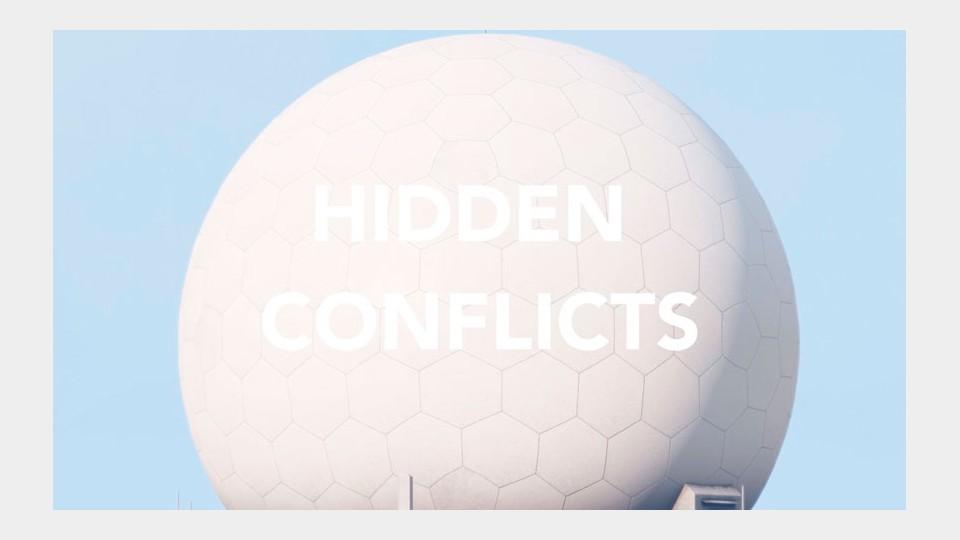 Hidden Conflicts