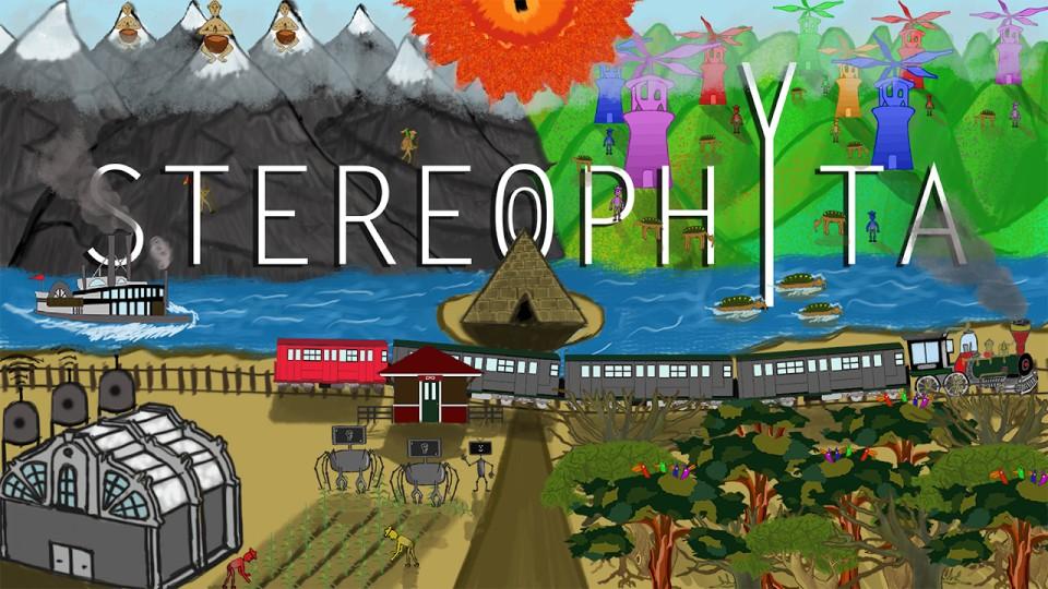 Stereophyta